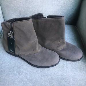 Emu Australia Heysen nubuck shoes sz Us 8.5 25.5cm